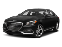 New 2018 Genesis G80 3.8 with Navigation & AWD