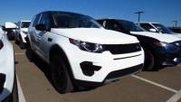 New 2018 Land Rover Discovery Sport SE 4WD Four Wheel Drive SUV