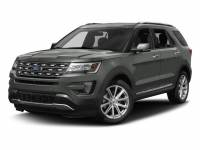 2017 Ford Explorer Limited - Ford dealer in Amarillo TX – Used Ford dealership serving Dumas Lubbock Plainview Pampa TX