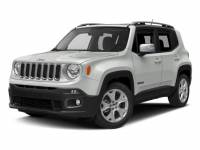 2016 Jeep Renegade Limited - Jeep dealer in Amarillo TX – Used Jeep dealership serving Dumas Lubbock Plainview Pampa TX