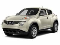 2014 Nissan Juke SUV