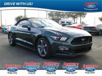 2016 Ford Mustang GT Premium Convertible V8