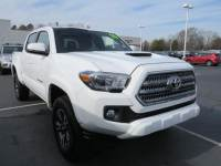 Used 2016 Toyota Tacoma 2WD Double Cab V6 AT TRD Sport Truck Double Cab 4x2 Double Cab
