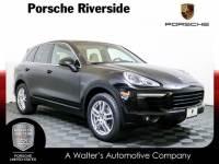 Pre-Owned 2015 Porsche Cayenne Diesel