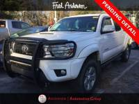 Pre-Owned 2015 Toyota Tacoma Prerunner Truck Double Cab For Sale | Raleigh NC