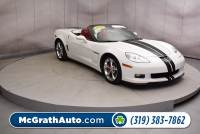 2012 Chevrolet Corvette Grand Sport Convertible