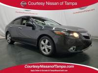 Pre-Owned 2012 Acura TSX 5-Speed Automatic with Technology Package Sedan in Jacksonville FL