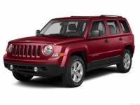 Used 2014 Jeep Patriot Latitude FWD SUV in Toledo