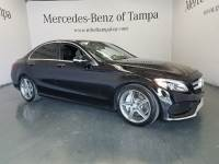 Certified 2015 Mercedes-Benz C-Class C 300 Sport Sedan in Jacksonville FL