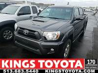 Certified Pre-Owned 2015 Toyota Tacoma Base Truck Double Cab in Cincinnati, OH