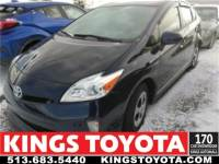Certified Pre-Owned 2014 Toyota Prius Four Hatchback in Cincinnati, OH