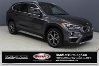 Used 2017 BMW X1 sDrive28i SAV near Birmingham, AL