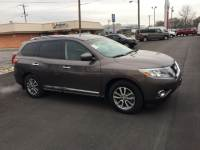 Certified Pre-Owned 2015 Nissan Pathfinder SL SUV in Glen Burnie, MD