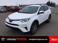 Toyota Certified 2017 Toyota RAV4 LE TEXT 403.894.6148