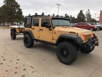 Pre-Owned 2013 Jeep Wrangler Unlimited Rubicon 4WD