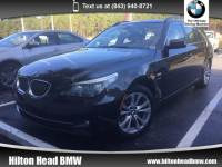 2010 BMW 5 Series 535i xDrive Wagon All-wheel Drive