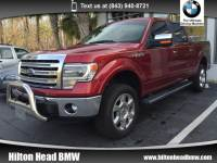 2014 Ford F-150 Lariat 4X4 * Navigation * Back-up Camera * Heated Truck SuperCrew Cab 4x4