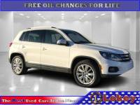 Used 2013 Volkswagen Tiguan SE SUV in Clearwater, FL