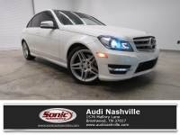 Used 2013 Mercedes-Benz C-Class C 300 4MATIC Sport Sedan