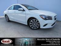 Used 2017 Mercedes-Benz CLA CLA 250 Coupe