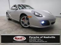 Used 2011 Porsche Cayman 2dr Cpe S