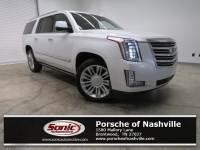 Used 2016 Cadillac Escalade ESV 4WD Platinum