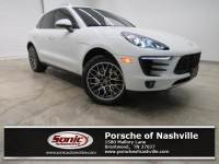 Used 2016 Porsche Macan AWD 4dr S