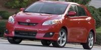 Pre Owned 2009 Toyota Matrix 5dr Wgn Man FWD (Natl)