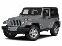 Certified Pre-Owned 2015 Jeep Wrangler Sport 4x4 SUV For Sale Toledo, OH