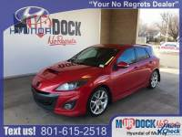 Used 2010 Mazda Mazdaspeed3 Sport Hatchback near Salt Lake City