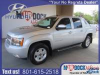 Used 2012 Chevrolet Avalanche LT Truck Crew Cab near Salt Lake City