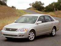 Pre-Owned 2002 Toyota Avalon XLS FWD 4D Sedan