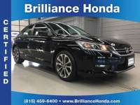 Certified Pre-Owned 2014 Honda Accord Sport 4D Sedan