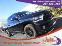 Certified Used 2014 Ram 1500 Express 2WD Crew Cab 140.5 Express For Sale NearAnderson, Greenville, Seneca SC