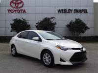 Certified Pre-Owned 2017 Toyota Corolla LE ECO FWD 4D Sedan