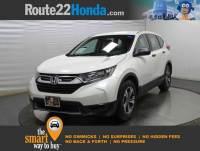 2017 Honda CR-V LX SUV Front Wheel Drive