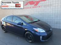 Certified Pre-Owned 2015 Toyota Prius Hatchback Front-wheel Drive in Avondale, AZ