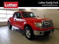 2011 Ford F-150 4WD Supercab 145 XLT Truck Super Cab 8