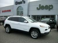 2016 Jeep Cherokee SUV For Sale | Worcester Area
