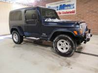 2005 Jeep Wrangler Unlimited Unlimited SUV