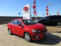 Used 2013 Chevrolet Sonic LT Sedan FWD For Sale in Houston