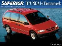 2000 Chrysler Grand Voyager SE Van Passenger Van
