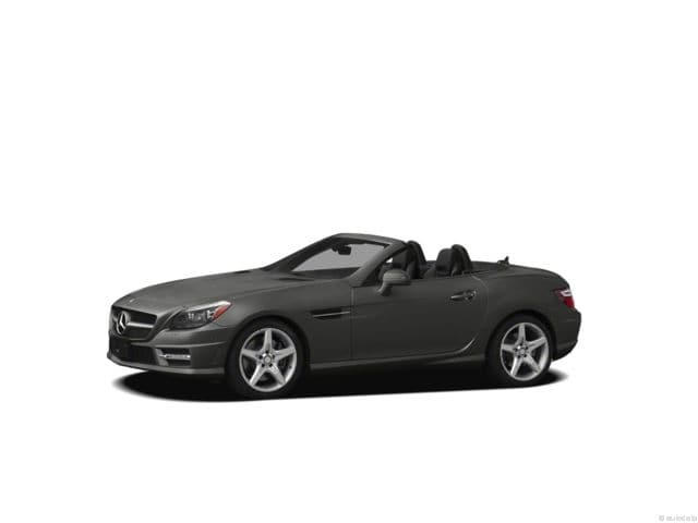 Photo Pre-Owned 2012 Mercedes-Benz SLK 350 Roadster in Corte Madera, CA