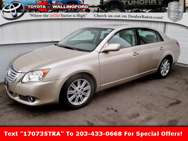 Photo Used 2008 Toyota Avalon Limited For Sale in Wallingford CT  Get a Quote