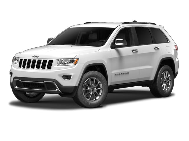 Photo Used 2015 Jeep Grand Cherokee For Sale  Davis CA