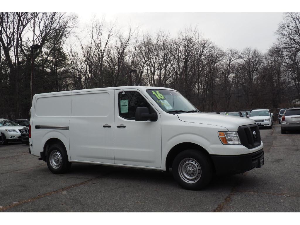 Photo Used 2016 Nissan NV Cargo NV1500 S V6 Van for sale in Totowa NJ
