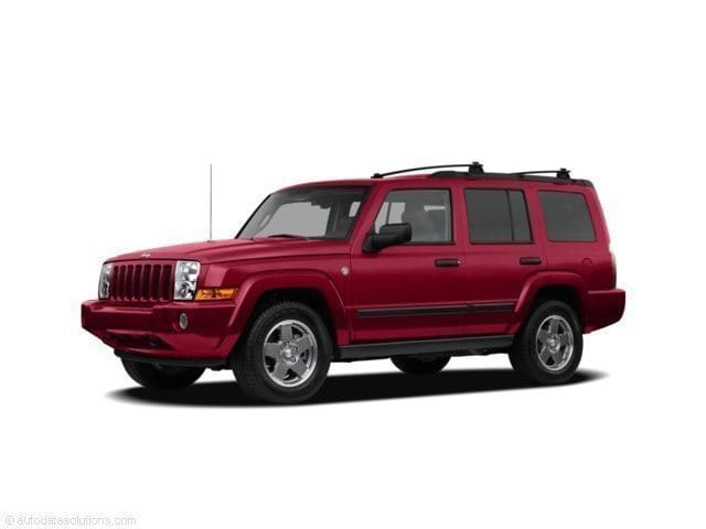 Used 2007 Jeep Commander Sport 4WD Sport for Sale in Waterloo IA