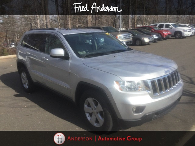 Photo Pre-Owned 2011 Jeep Grand Cherokee Laredo SUV For Sale  Raleigh NC