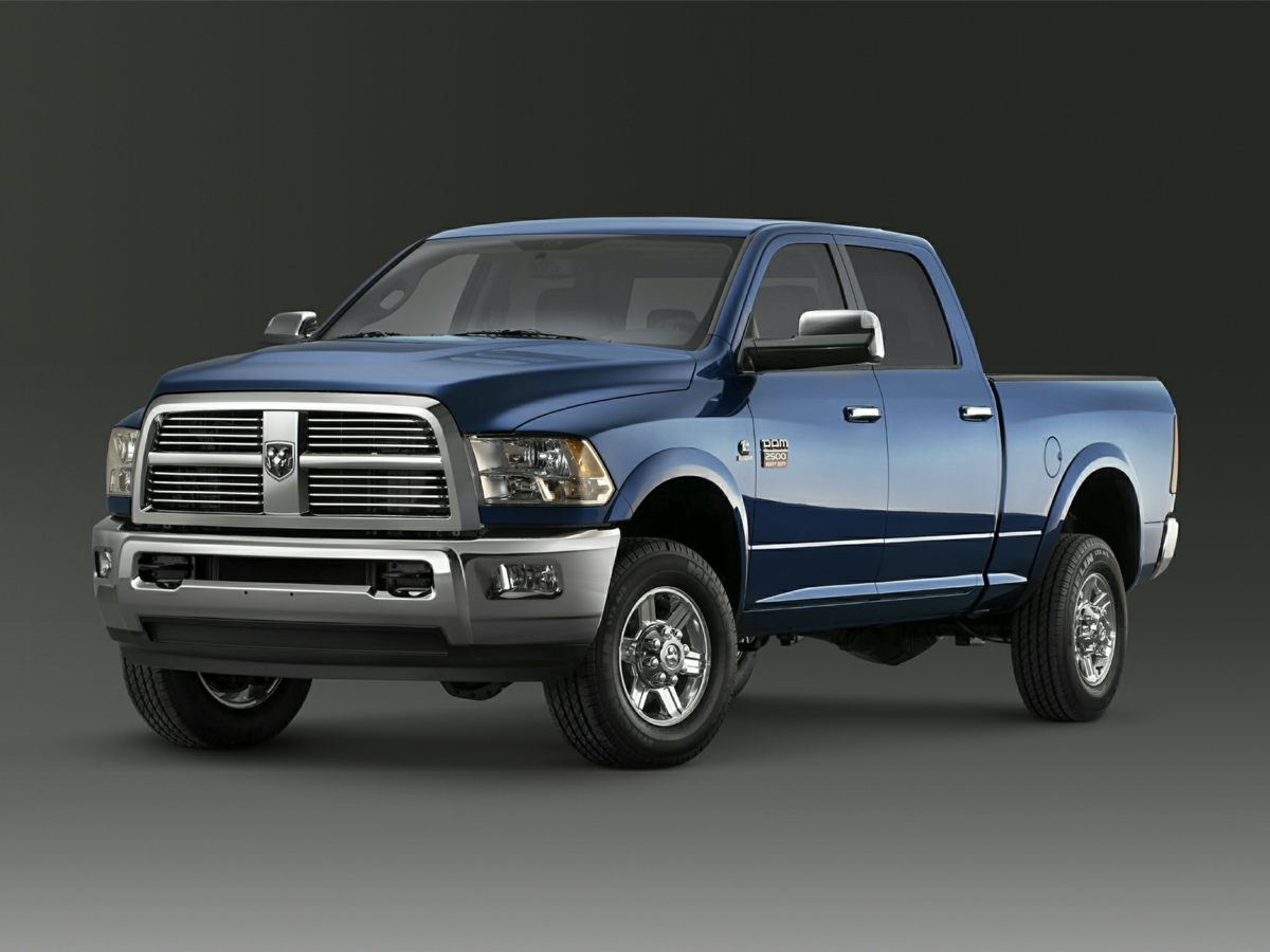 Photo Pre-Owned 2012 Ram 2500 Power Wagon Truck Crew Cab For Sale  Raleigh NC