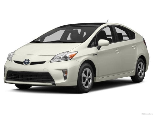 Used 2013 Toyota Prius Four Hatchback in Torrance